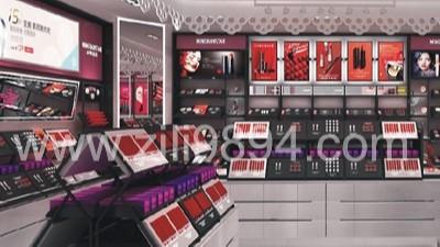 零售店、专卖店如何布局化妆品亚克力展示架?