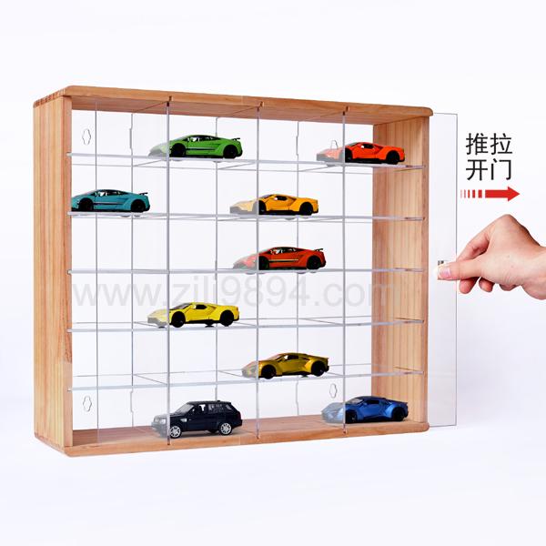 车模亚克力盒子