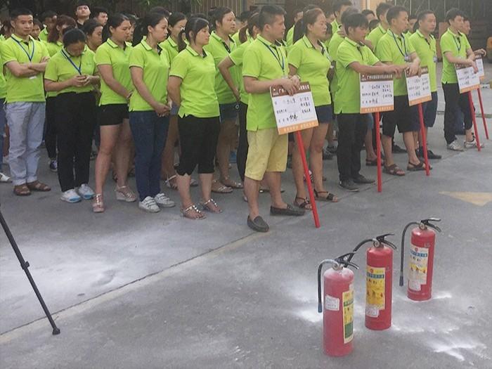 至丽-消防演习