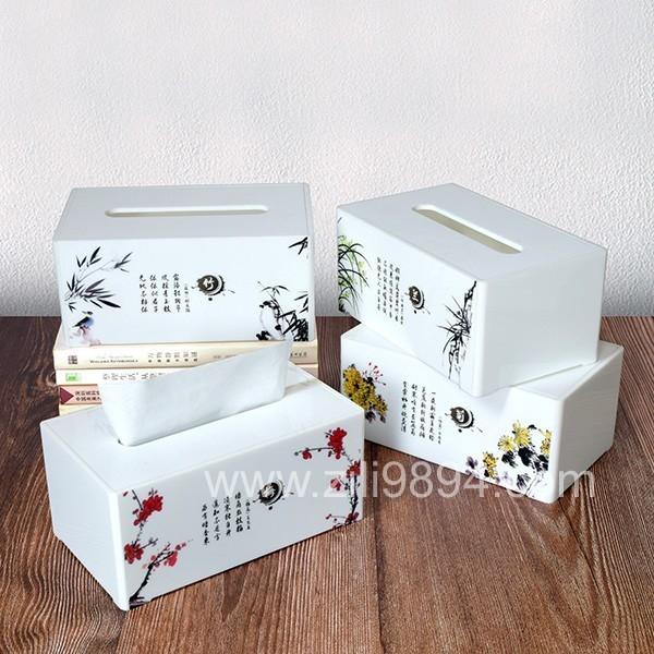 亚克力制品,纸巾盒